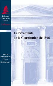 L'alinéa 9 du Préambule de la Constitution de 1946