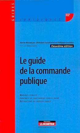 Guide de la commande publique, 2ème édition