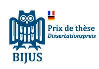 Attribution du Prix de thèse BIJUS