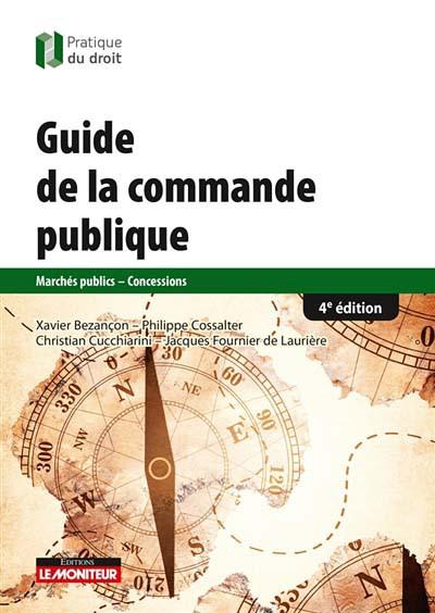 Guide de la commande publique, 4ème édition